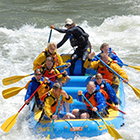 Charlie Sands Wildwater - River Rafting 10% off