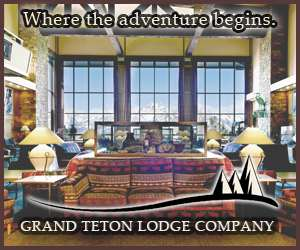 Grand Teton Lodge Company : Choose from a variety of great lodging, inside Grand Teton National Park!