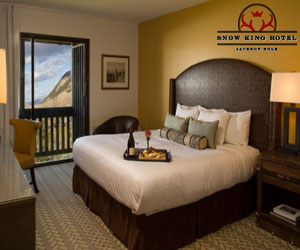 Snow King Resort & Grand View Lodge - Snow King Hotel.