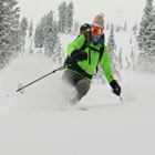 Exum Mountain Guides - Guided Teton Skiing!