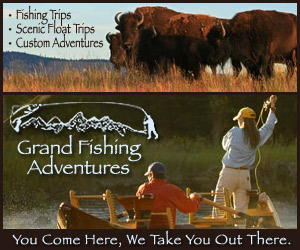 Grand Fishing Adventures & Scenic Floats - The only fly shop in Teton Village offers guided fishing trips in Jackson Hole and Grand Teton National Park. Fly casting lessons, experienced guides & scenic floats, too.
