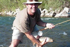 Jackson Hole Fly Fishing Trips :: Orvis endorsed guide with over 25 years of professional experience! Service ensures an unforgettable experience. Great for the avid or beginner fisherman, kids, and families.