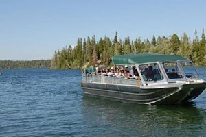 Jenny Lake Boat Tours and Kayak Rentals