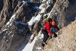 """Exum Mountain Guides - 'Custom Climbing' :: Exum's """"Custom Climbing"""" is just that – a day of climbing or instruction customized to be whatever you want it to be! our most popular for individuals, groups, & families!"""
