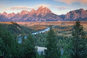 Off the Beaten Path - Kids exploring the Tetons :: Join one of our naturalist-led, small group journeys into the heart of the place in Teton & Yellowstone National Parks. Custom, luxury and private-group itinerary options.