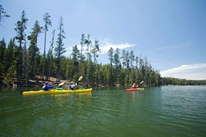 O.A.R.S. Grand Teton Adventures : Quick getaways in Grand Teton National Park featuring guided kayaking, hiking, rafting and one-of-a-kind catered camping on a pristine Grassy Island. OARS, since 1969.