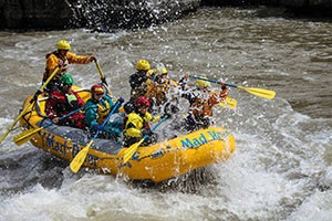 Mad River Boat Trips - Scenic and Whitewater! :: Exciting whitewater trips or scenic flat water wildlife viewing floats.  We have multiple options to get you out on the famous Snake River. Most trips include meals!