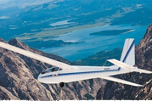 Teton Aviation: Custom Flight Tours & Gliders :: Spend less than the cost of a driving tour & see the Tetons from the sky! Small plane, glider, photographic & dinner sunset tours. Thrill seekers try an Acrobatic Thrill Ride!