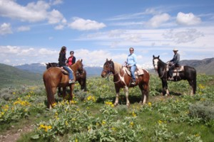 A-OK Horseback Rides :: No gunfights, but Cowboy fun for the entire family!One, Two, and Three hour rides. Half Day or Full Day rides, or a 2 hour Evening ride. All day fishing rides too! Book today!