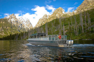 Jenny Lake Boat Tours - Grand Teton National Park