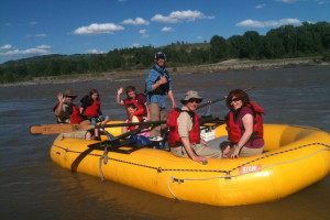 Teton Scenic Floats and Fly Fishing - for all ages