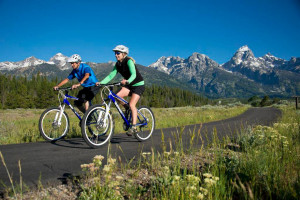 Teton Mountain Bike Rentals
