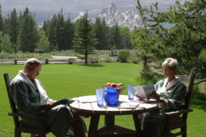 Lost Creek Ranch and Spa - Relaxation Central