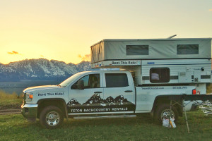 Grand Teton National Park Rv Rentals Alltrips