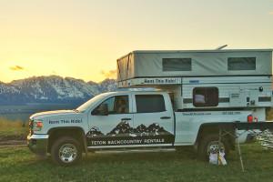 Teton Backcountry Rentals - Truck & Camper Rental