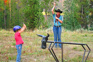 Teton Wagon Train & Horse Adventures - fun 4 kids :: All ages will love our 4-day, 3-night backcountry camping adventures between Grand Teton & Yellowstone Park. Ride horses if you want, or ride in our wagons. Meals inclusive