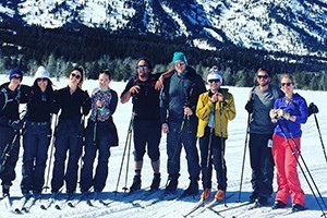 Hole Hiking Experience- XC skiing and snowshoeing