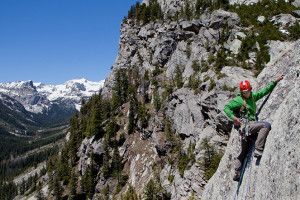 Exum Mountain Guides - moderate day climbs