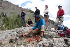 Exum Mountain Guides - Learn to Climb
