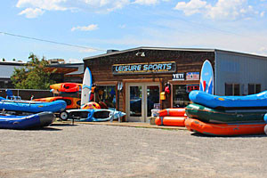 Leisure Sports Adventures | outdoor rentals