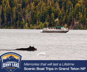 Jenny Lake Boating - Grand Teton Scenic Boat Rides