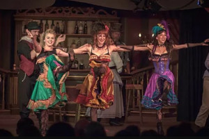 Jackson Hole Playhouse - Dinner & Western Musicals