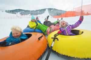 Snow King Resort - King Tubes Park