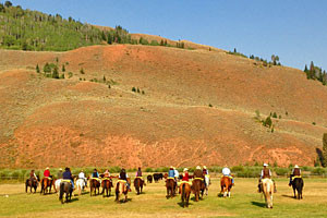 Red Rock Ranch | All-inclusive 6-day adventures