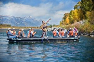 Barker-Ewing - Scenic & Whitewater raft trips