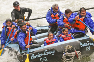 Barker-Ewing - Rafting Trips for families
