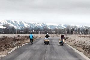 Teton Mountain Bike Tours - fun for all ages