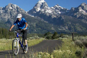 Teton Mountain Bike Tours - Jenny Lake tour