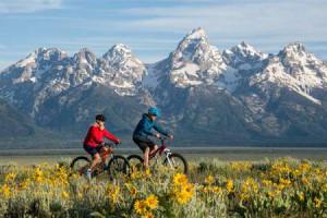Teton Mountain Bike Tours and Rentals - all ages
