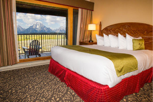 Jackson Lake Lodge – In the Heart of the Park