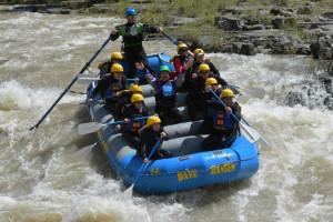 Dave Hansen Snake River Whitewater Rafting
