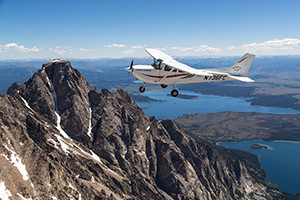 Grand Teton Scenic Air Tours - Teton Aviation