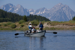 Grand Teton Fly Fishing