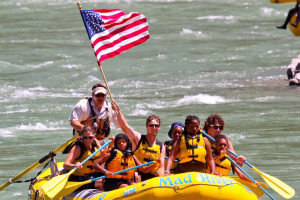 Mad River Boat Trips - Whitewater Raft trip