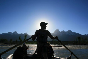 Snake River Float Trip Grand Teton National Park