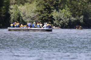 Scenic Float Grand Tetons | Solitude Float Trips