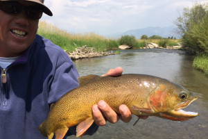 Mangis Fishing Guide Service - Snake River Guides