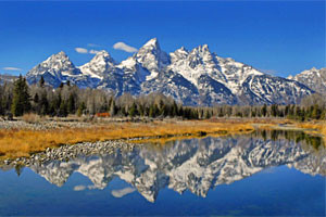 American West Tours - Grand Teton and Yellowstone