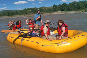 Teton Scenic Floats and Fly Fishing Trips