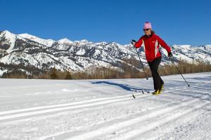 Teton Pines Cross Country & Nordic Skiing