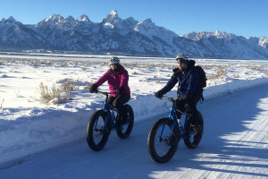 Jackson Hole Fat Bike Tours - Teton Mountain Bike