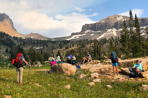 Wildland Trekking - Yellowstone guided tours