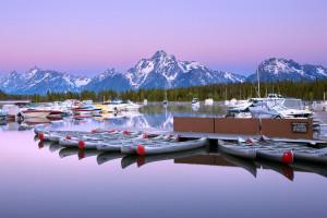 GTLC - Boating in Grand Teton National Park