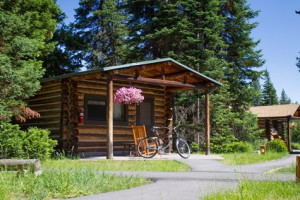 Jenny Lake Lodge, Cabins and Campground