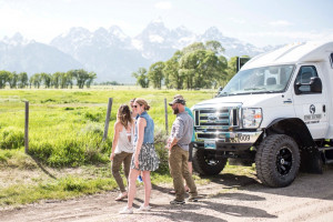 Scenic Safaris - Teton summer tours