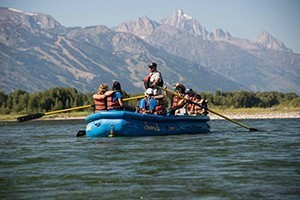 Sands Scenic Float Trips